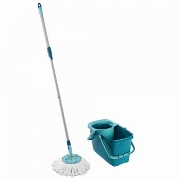 leifheit bodenwischer set clean twist system mop bodenreiniger wischmop neu. Black Bedroom Furniture Sets. Home Design Ideas