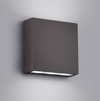 Relativ TRIO LED Außenleuchte Wandleuchte Lampe anthrazit 2-flammig 2 x 3 IZ94