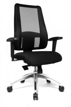 topstar express 17 12 drehstuhl b rostuhl b rosessel lady sitness neu. Black Bedroom Furniture Sets. Home Design Ideas