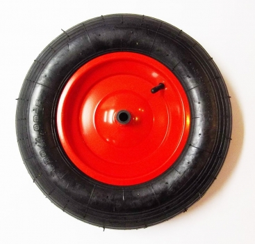 hbh24online ersatzrad rot 4 0x8 rad f r limex schubkarre gartenkarre baukarre neu. Black Bedroom Furniture Sets. Home Design Ideas