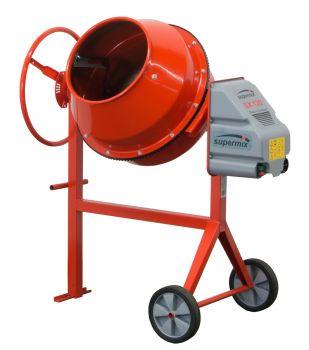 ATIKA Betonmischer Mörtelmischer Zementmischer M190 Optimix 230V 900W **NEU//2.WA