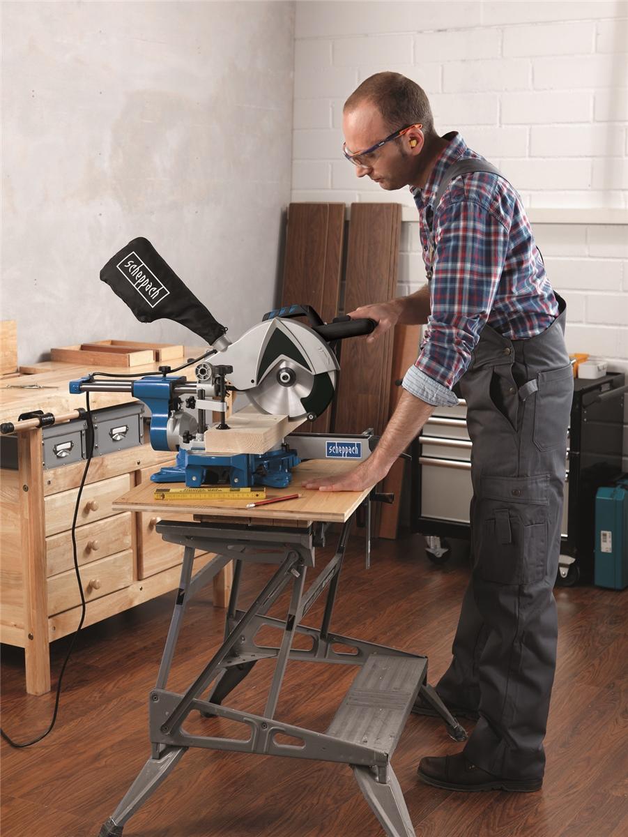 scheppach hm80mp kapp und gehrungss ge mit zugfunktion 1700 w neu. Black Bedroom Furniture Sets. Home Design Ideas