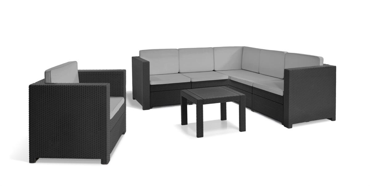 HBH Höfle Baumaschinen Handel - PROVANCE Lounge Set 3-teilig ...