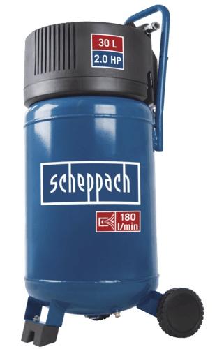 scheppach hc30v druckluft kompressor 10 bar kesselgr e 30 l vertikal neu. Black Bedroom Furniture Sets. Home Design Ideas