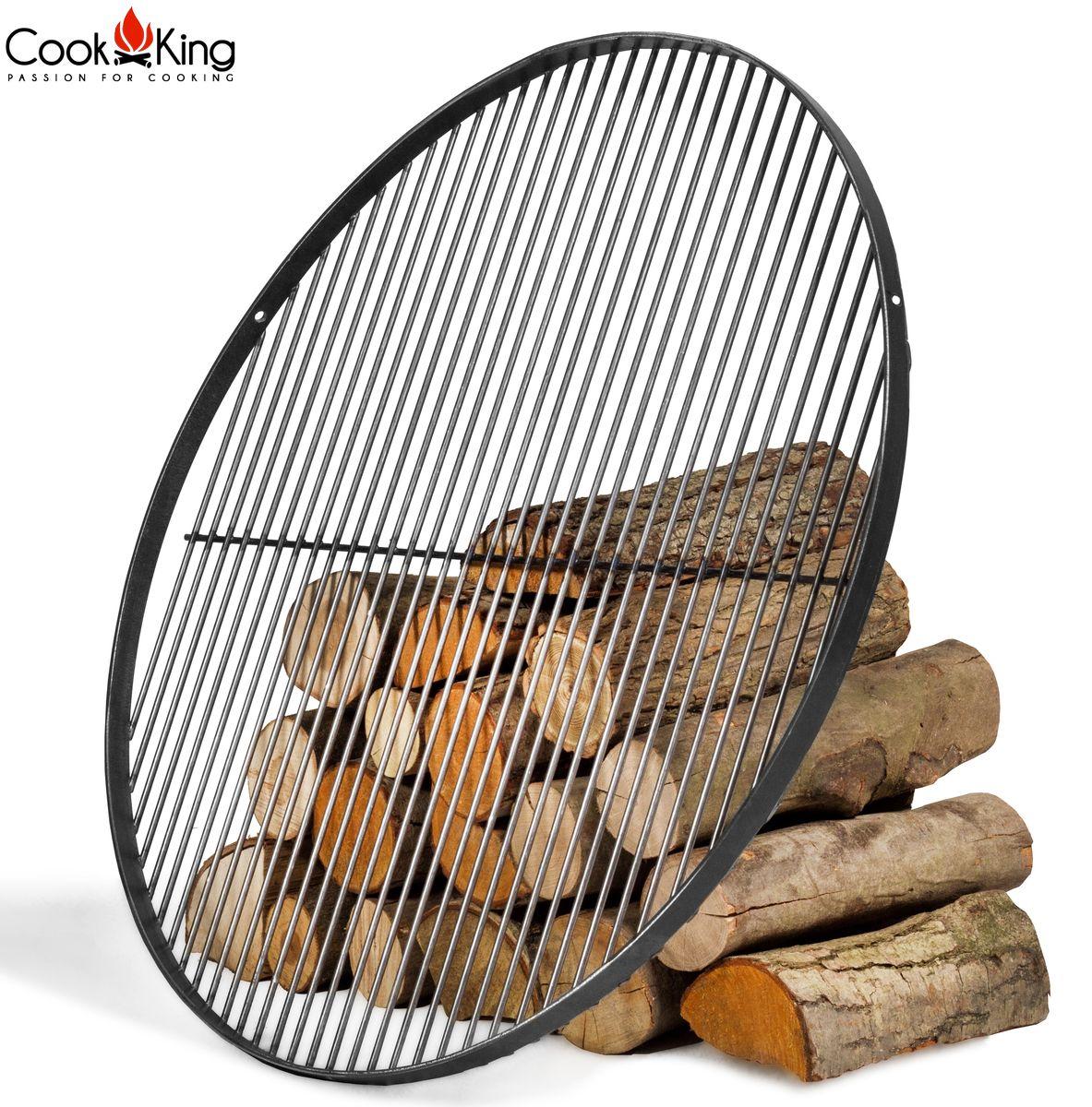 cook king bbq grill grillrost rohstahlrost rost 80 cm. Black Bedroom Furniture Sets. Home Design Ideas