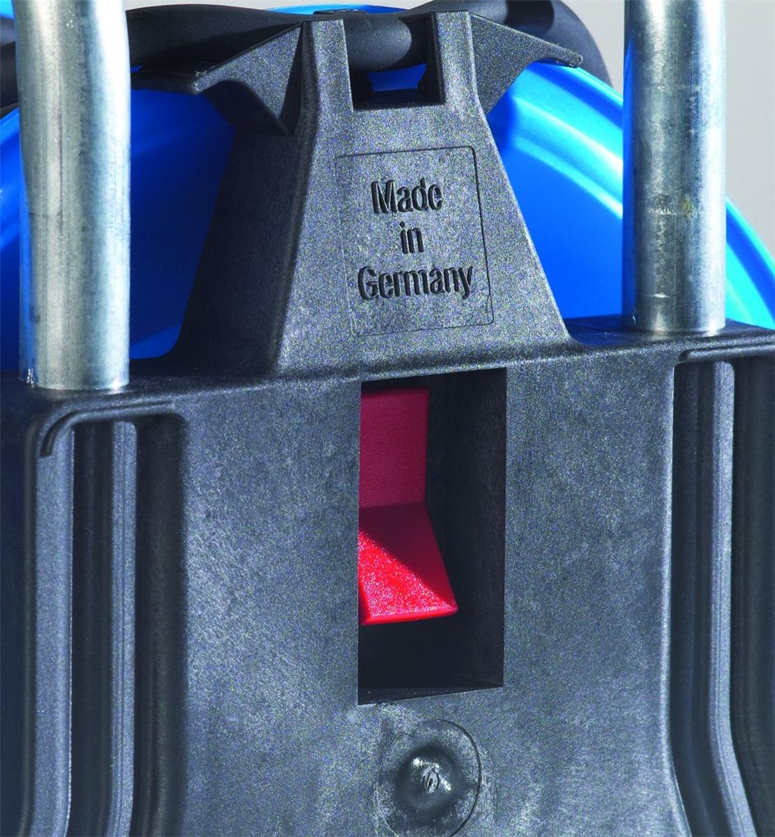 Hedi K2y000tfc Kunststoff Kabeltrommel Camping Leer