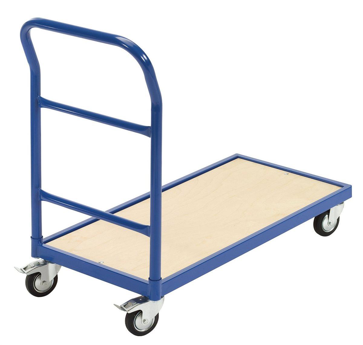 pro bau tec plattformwagen 250 kg transport magazinwagen. Black Bedroom Furniture Sets. Home Design Ideas