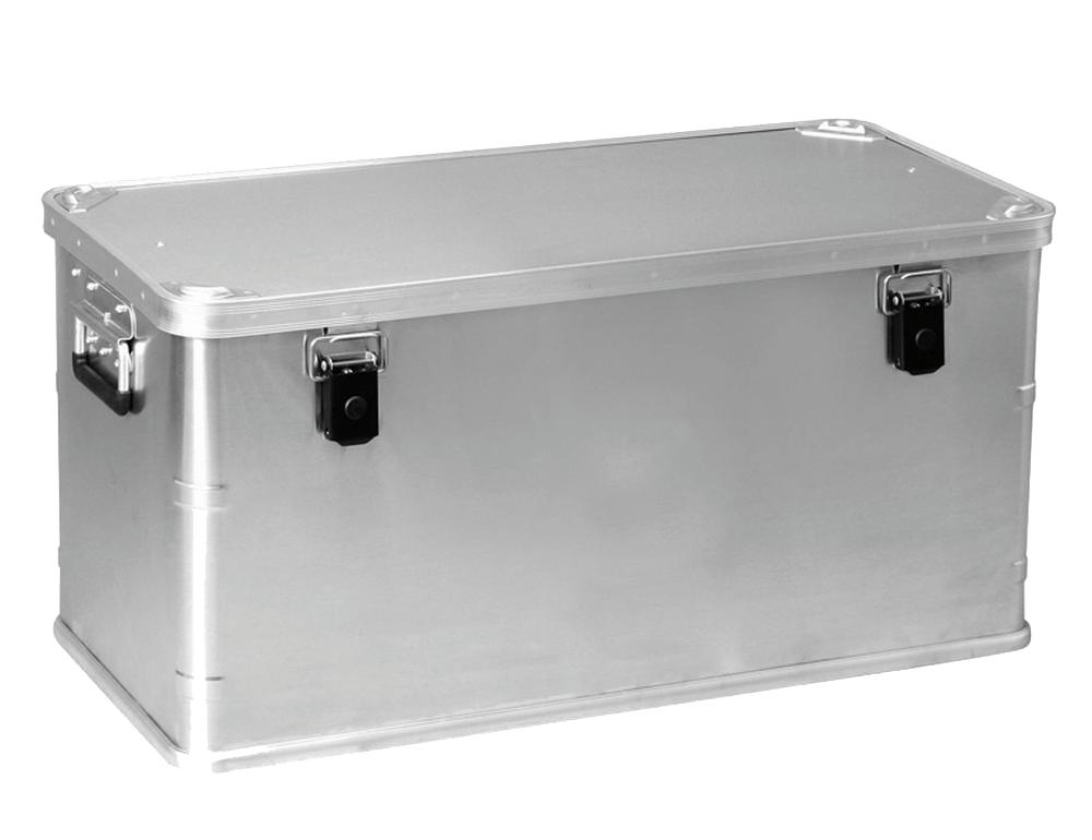 ironside alu transport box l aluminium kiste 90l neu. Black Bedroom Furniture Sets. Home Design Ideas