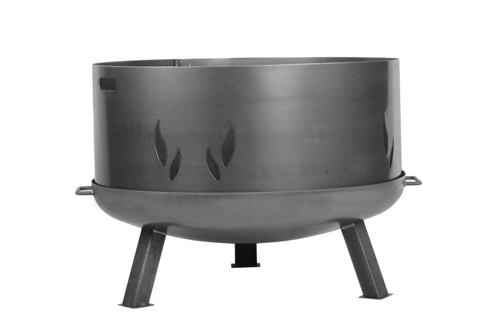 GARDENER 805 Feuerschalen Aufsatz Flammendesign Windschutz 59 cm ***NEU***