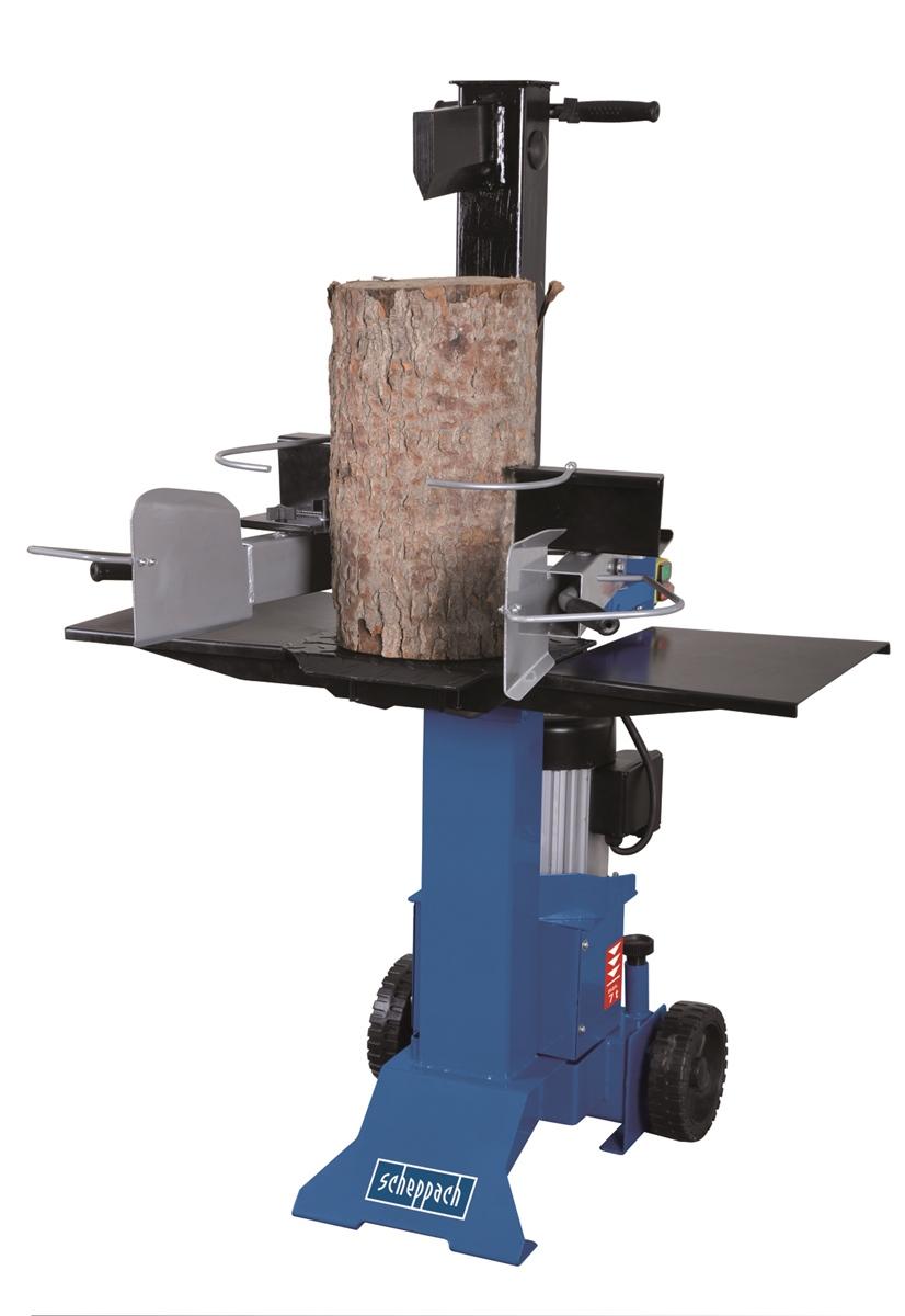 Scheppach HL730 Brennholzspalter 7t Tonnen Holzspalter stehend Spalter 3 KW 230V